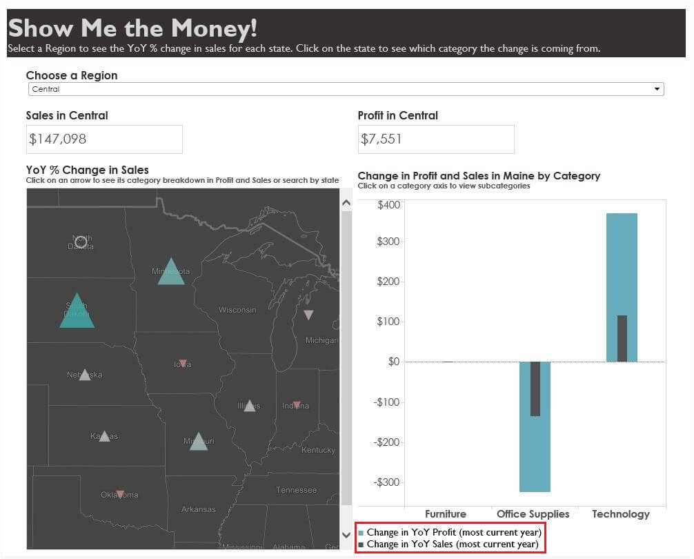 The Data School Tableau Tip How To Hack Color And Shape Legends