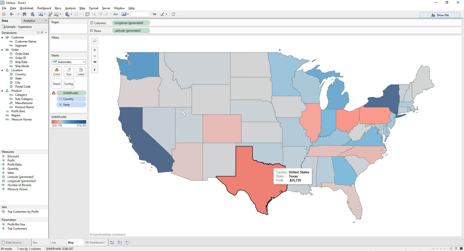 TB Map