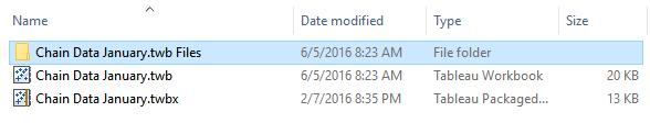 Extra Files