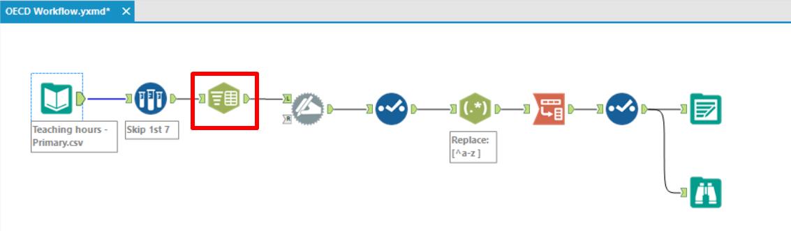 oecd-workflow