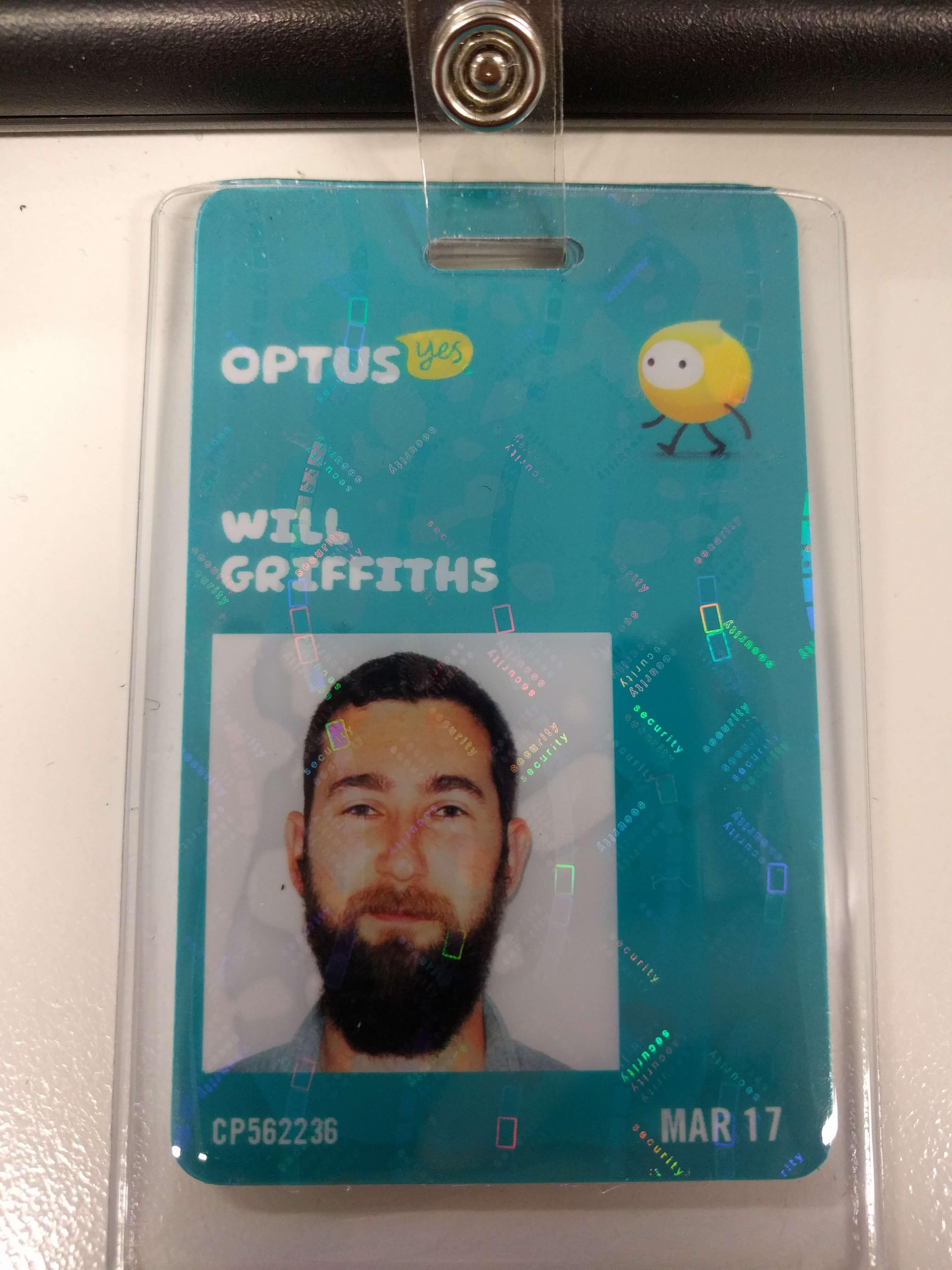 Optus Pass