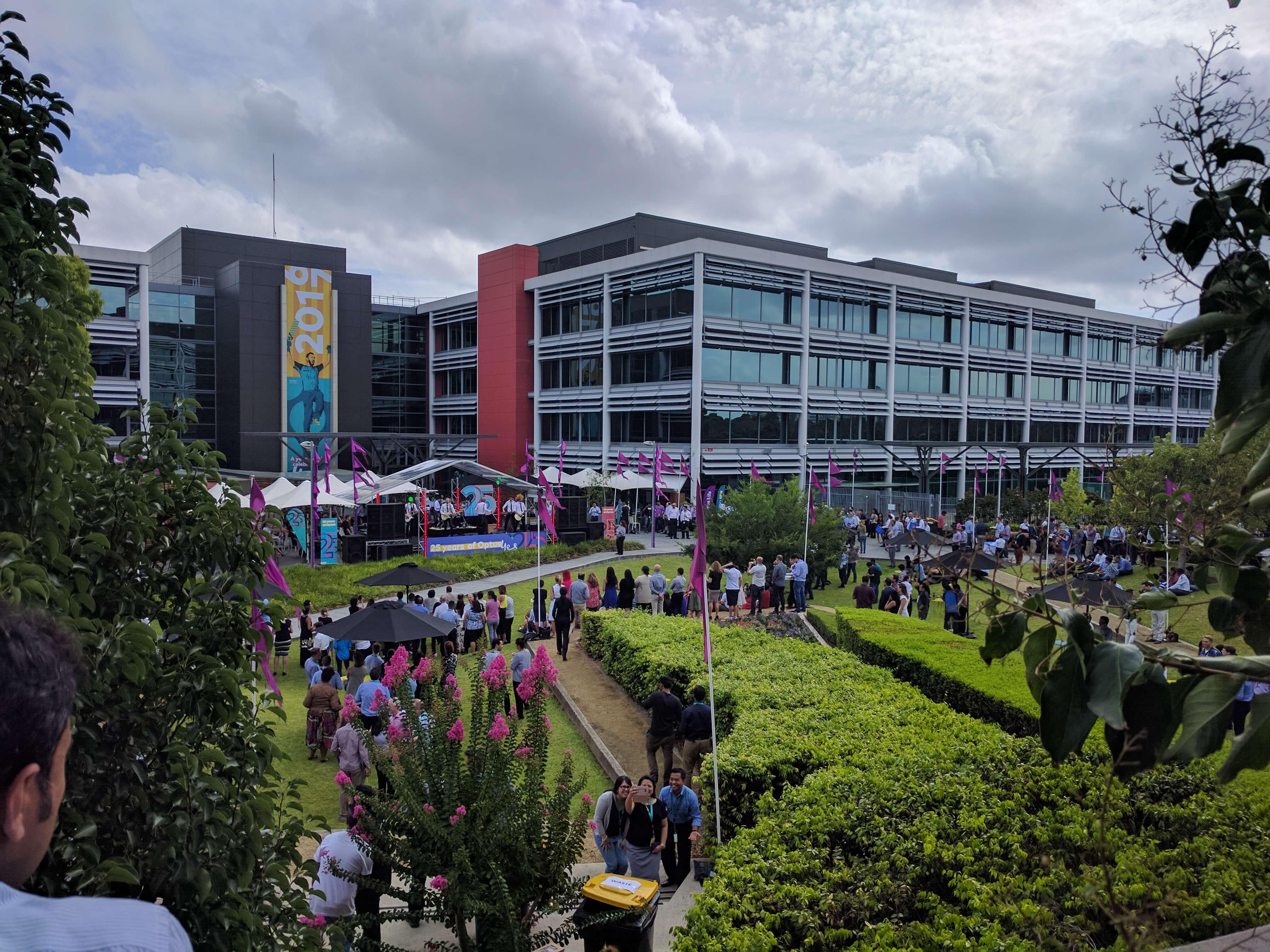 The Optus Campus