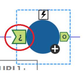 control parameter input