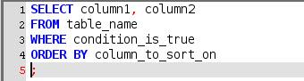 SQL -Laura