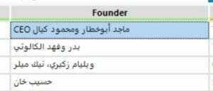 arabic english arabic words wrong position