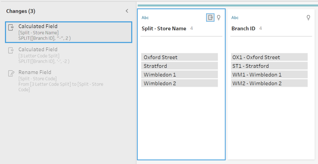 The Data School Quick Tip When Using The Split Function In Tableau